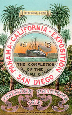 1915 Pan-California Expo.